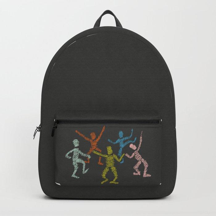 Dance fever Backpack