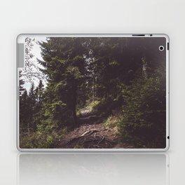 Back on the trail Laptop & iPad Skin
