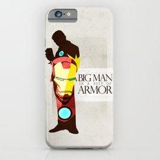 Suit of Armor : Iron Man Slim Case iPhone 6s