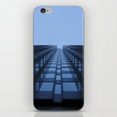 City fang iPhone & iPod Skin