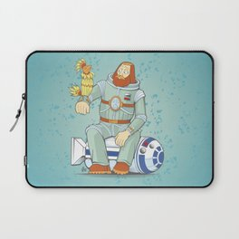 Capt. Green Laptop Sleeve