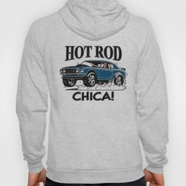 Hot Rod CHICA -1 Hoody