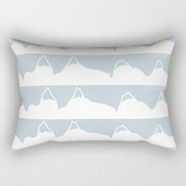 Mountain adventure Rectangular Pillow