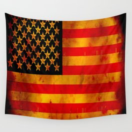 RUSSIAN-AMERICAN - 062 Wall Tapestry