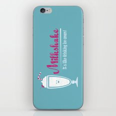 Obvious Slogan iPhone & iPod Skin