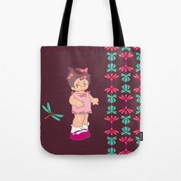 little miss asabi boo Tote Bag