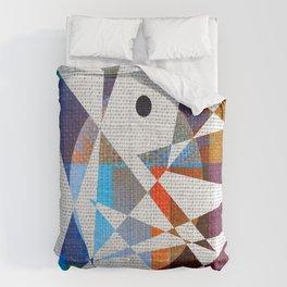 Contemporary Art Comforters