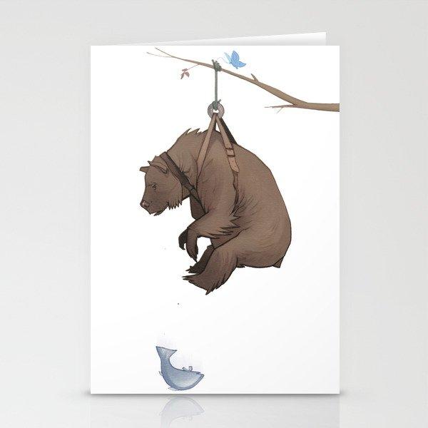 Bear Stationery Cards