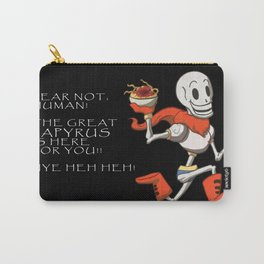 Undertale the Great Papyrus Carry-All Pouch