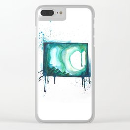 Colorado is Home Clear iPhone Case