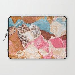 Oil colored rocks 02 Laptop Sleeve