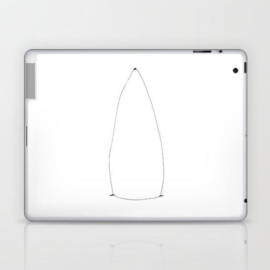 Faltering steps Laptop & iPad Skin
