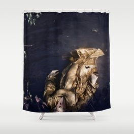 After Shower Curtain