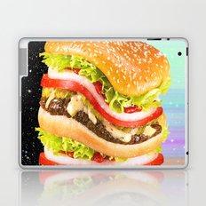 Big Burger Laptop & iPad Skin