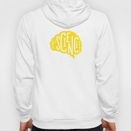 For Science! Brain Yellow Hoody