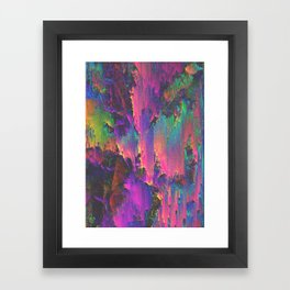 ACID Framed Art Print