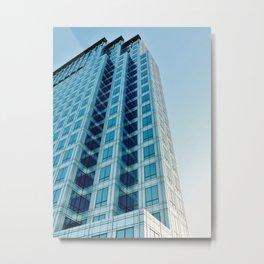 Tall Building  Metal Print