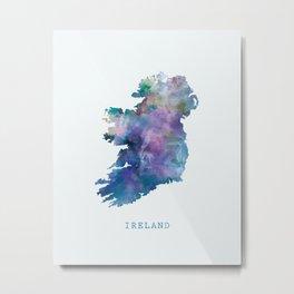 Ireland Metal Print