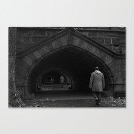 Tunnelity Canvas Print
