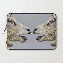 Goats Laptop Sleeve
