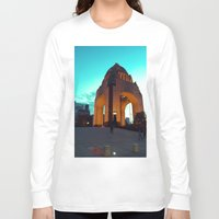 revolution Long Sleeve T-shirts featuring Revolution by MarianaManina