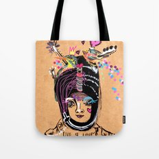 LIVE FOR LOVE Tote Bag