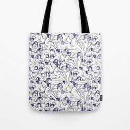 Hedonistic Astrophoria Tote Bag