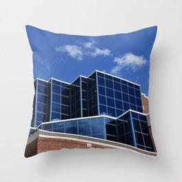Skybox Throw Pillow
