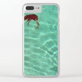 Sink or Swim Clear iPhone Case