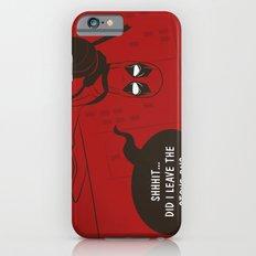 Chimichangas iPhone 6s Slim Case