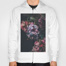 FLOWERS - FLORAL - PINK - RED - PHOTOGRAPHY Hoody