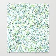 Watercolor Freshness #society6 #decor #buyart Canvas Print