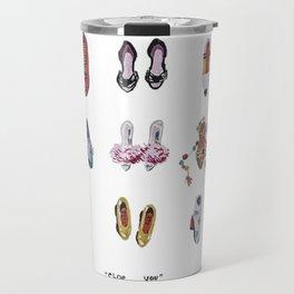 Shoe you Travel Mug