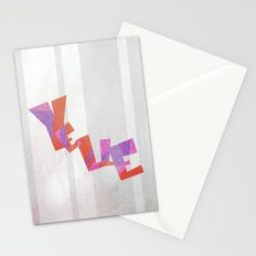 Yelle Stationery Cards