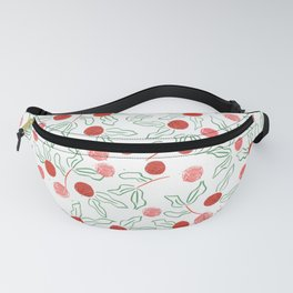 RED FRUITS Fanny Pack