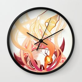 The Treasure Wall Clock