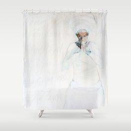 Sat Nam Shower Curtain