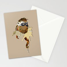 paper cut out 1 Stationery Cards