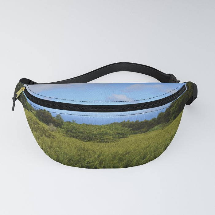 maui field of ferns Fanny Pack