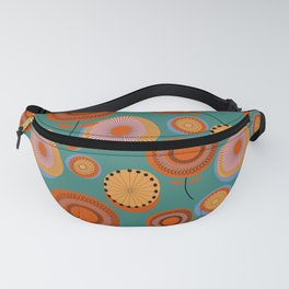 Wow Blooms #society6 #buyart #decoration Fanny Pack