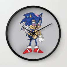 Zonic Wall Clock
