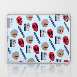 red hero Laptop & iPad Skin