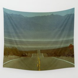 Like Most Roads Wall Tapestry