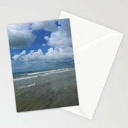 Dramatic Sky Over Litchfield Beach Stationery Cards