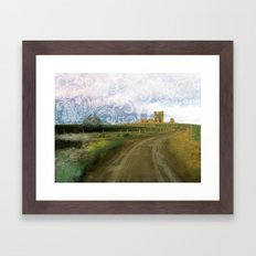 Church Farm, Norfolk, England Framed Art Print