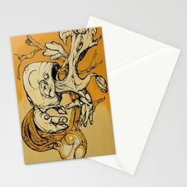 Wood Vomit.. Stationery Cards