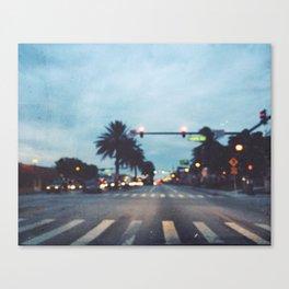 Lucerne Avenue Canvas Print