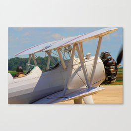 Flying History - 5 Canvas Print