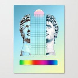 hyper Canvas Print