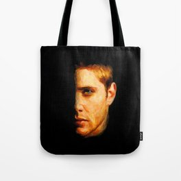 Dean Winchester / Supernatural - Painting Style Tote Bag